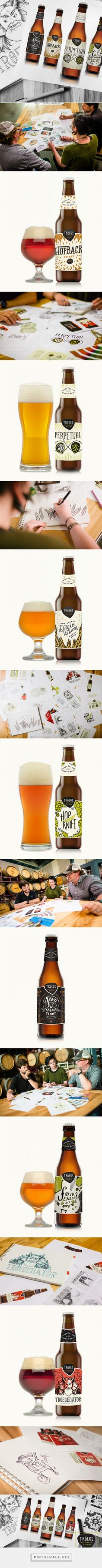Tröegs Redesign | Oh Beautiful Beer... - a grouped images picture - Pin Them All