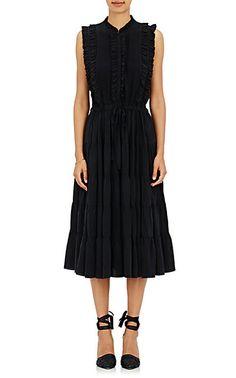 Ulla Johnson Minetta Silk Dress - Mid - Barneys.com