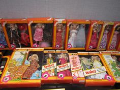 Dilly's Dolly Blog: Mary Quant's Daisy dolls 40th anniversary Convention