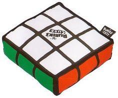 Rubik's 1x3x3 cushion