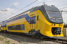 trains in Holland