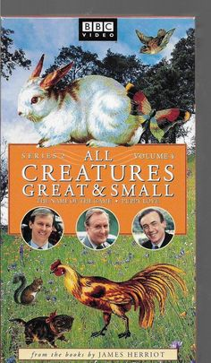 All Creatures Great and Small - Series 2  Volume 4 VHS