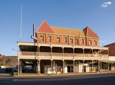 The Palace Hotel, Broken Hill, N.S.W.