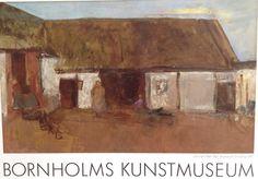 Oluf Høst - Bognemark - Bornholms Kunstmuseum