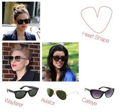 how to find sunglasses to flatter your face