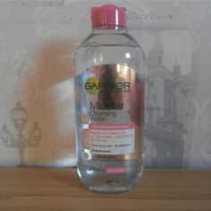 Make-up and All: Garnier Micellar Water - The Best Make-up Remover Ever?!  http://blogsallbeautyy.blogspot.co.uk/2015/03/garnier-micellar-water-best-make-up.html