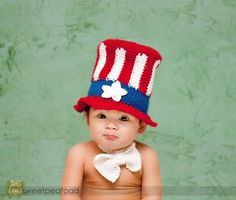 Red White and Blue by sweetpeatoadtots on Etsy