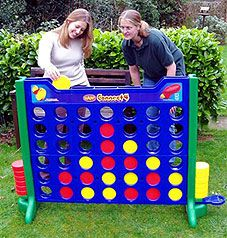 giant connect four lawn game, i want this for the new yard