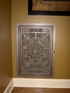 Decorative Wall Registers decorative grille, vent cover, or return air register. ma https