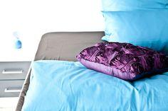 Das Bett - Kraft tanken für die Aufgaben des neuen Tages Bean Bag Chair, Furniture, Home Decor, New Day, New Construction, Real Estates, Bed, Homes, Decoration Home