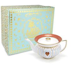 Wedgwood Queen of Hearts Teapot New in The Box RARE | eBay