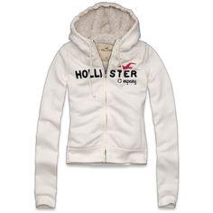 Hollister Co Desert Springs Hoodie ($70) ❤ liked on Polyvore