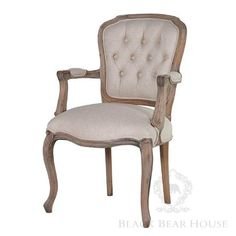 Explore the best French style dining chairs ideas on La Maison Chic. We have complete range of French dining chairs that fits in both lifestyle and budget. Shabby Chic Dining Chairs, French Dining Chairs, High Back Dining Chairs, Dining Arm Chair, Dining Room Chairs, Dining Tables, Pine Bedroom Furniture, Country Furniture, French Furniture