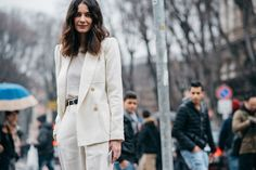 Paris Fashion Week Street Style 2016 (Vogue.co.uk)