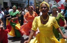 Chilenos Afrodescendientes de Arica Chiliens afro-descendants du nord du Chili