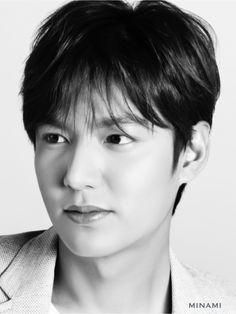 Lee Min Ho, Lotte Magazine, 2016, cr. minami.
