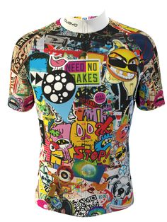 590a7155c super special comic bike jersey design made in the online 3d configurator  at owayo.com