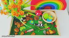 CÓMO FABRICAR UN RINCÓN DE PRIMAVERA EN CASA Waldorf Montessori, Toddler Learning, Reggio Emilia, Gingerbread, Birthday Cake, Environment, Blog, Natural Toys, Waldorf Education