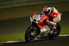 Dovizioso, Qatar MotoGP test March 2015