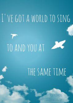 Growing Up by Macklemore & Ryan Lewis featuring Ed Sheeran