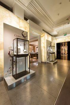 Cartier | Bridal at Harrods by Millington Associates