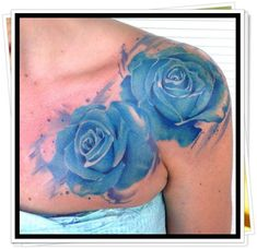 colored tattoos 15