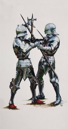 15th Century Armour by Paul Francis Walker