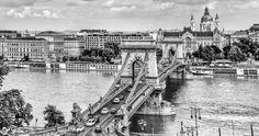 """Misiunea """"Lumea în Alb-Negru"""" – Concursuri F64 Tower Bridge, Budapest, Beautiful Pictures, Louvre, Building, Travel, Viajes, Buildings, Trips"""