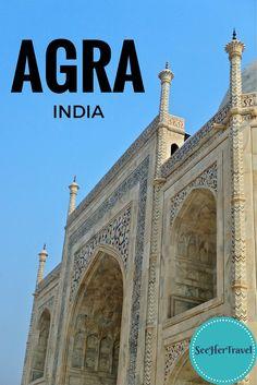 Taj Mahal in Agra India   #agra #tajmahal #agratraveltips #agraindia #indiatravel   Things to see in agra   Agra Fort   best India travel blog   Taj Mahal   india travel tips   agra travel blog   agra travel tips   things to do in agra   agra travel guide