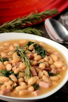 Tuscan White Bean So
