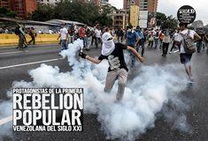 La #Rebelión popular en #Venezuela desde hace años tiene gran acogida dentro de la mayoría de la población #Venezolana pero no cuenta con una dirección #Política (#CabezaPolítica) efectiva por tal razón no logra concretar con éxito su objetivo |||   (*) @CESCURAINA/Prensa en Castellano en #Twitter ...