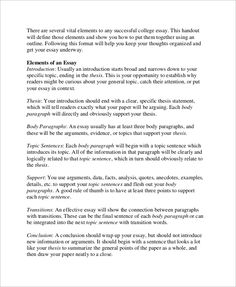 Computer support specialist essay