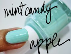 Found my next nail color!
