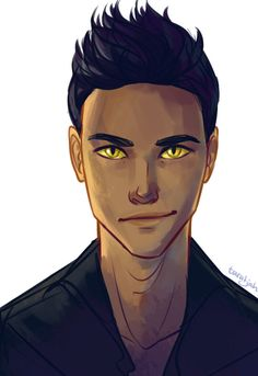 Magnus Bane by taratjah on DeviantArt