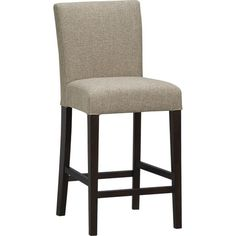 """Lowe Khaki 24"""" Counter Stool in Barstools 