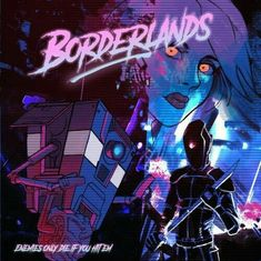Borderlands Series, Tales From The Borderlands, Mad Max, Videogames, Handsome Jack, Pandora, Bioshock, Video Game Art, Best Games