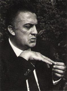 Federico Fellini (January 20, 1920 – October 31, 1993) was an Italian film director and scriptwriter.