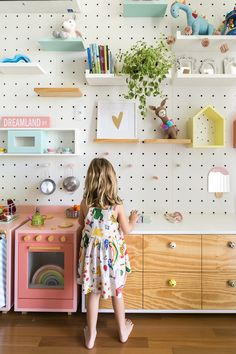 Small Playroom, Playroom Decor, Kids Decor, Home Decor, Nursery Room, Girl Room, Girls Bedroom, Kids Indoor Playground, Kids Room Design