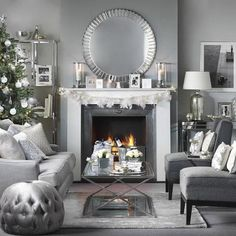 monochromatic color palette of white and gray color tones