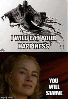 Oh Cersei...