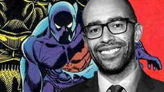 NATE_MOORE  Nate Moore, 37, is the lone African-American producer in the film division at Marvel Studios.