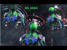 Warframe {Ms MAG&Secura Penta&Twin Basolk} Pc GamePlay