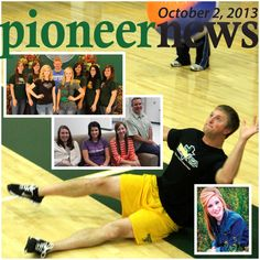 Check out this week's Pioneer News!