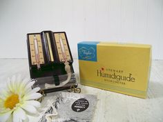 Retro Taylor Stewart Humidiguide Hygrometer No. by DivineOrders