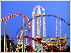 Cedar Point in Sandusky, Ohio