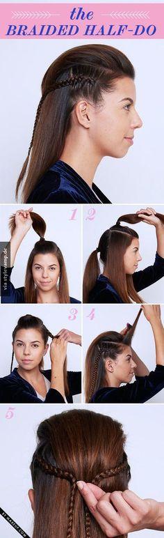 Eine ganz besondere Frisur!
