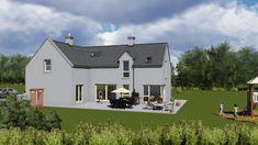 DORM148 Exterior Design, Dorm, Building A House, Irish, House Plans, House Ideas, House Design, How To Plan, Mansions