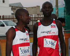 3013 - Melly Kennedy and Wilson Kibet Eritrean, Marathons, Kenya, Athlete, Tank Man, Sport, Mens Tops, Deporte, Excercise