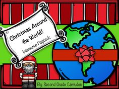 In this flapbook you will find Christmas facts and traditions for thefollowing countries:-United States-Mexico-Sweden-Italy-Germany-AustraliaAlso included, is a My Favorite Country flap page, for your students to fillin which country they enjoyed learning about the most.