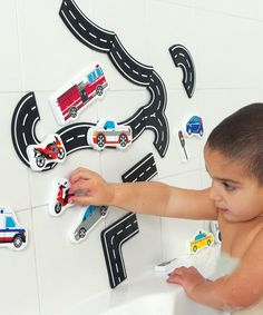 Take a look at this Traffic Fun Magic Creations Set today!
